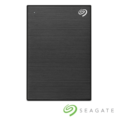 Seagate One Touch 1TB 外接硬碟 極夜黑(STKY1000400)