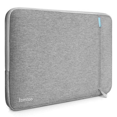 Tomtoc 360°完全防護2代筆電包內袋 ,灰 適用13吋新款蘋果筆電
