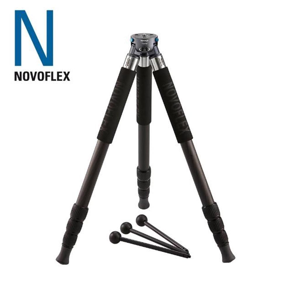 德國NOVOFLEX 調整基座碳纖維三腳架 TRIO-C2840