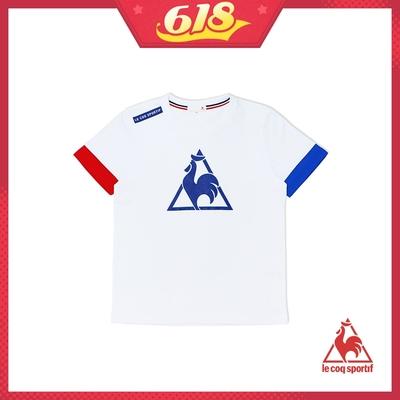 法國公雞牌短袖T恤 LOM2311290-中性-白