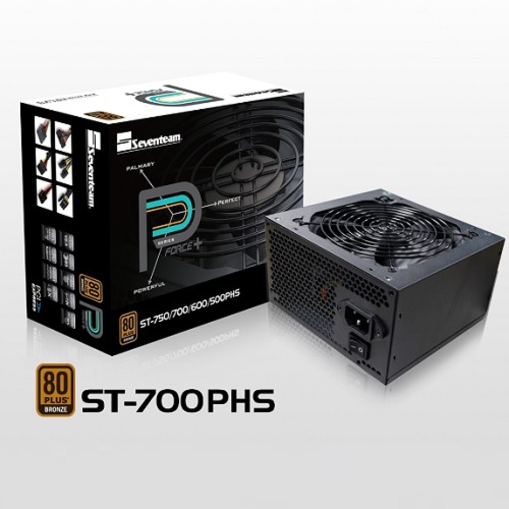 七盟 ST-700PHS 銅牌 電源供應器
