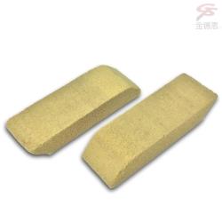 金德恩 台灣製造 八包去汙剋星神奇急救清潔橡皮擦布2條/包