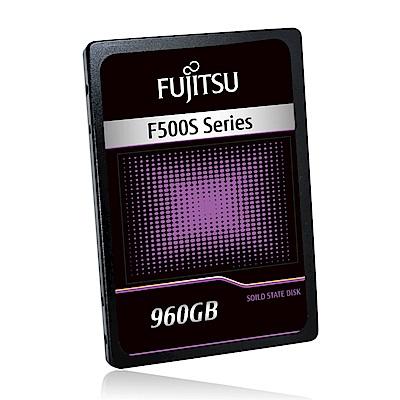 Fujitsu 富士通 F500S 960GB SSD 固態硬碟