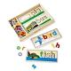 【Melissa & Doug 美國瑪莉莎】學拼音英文配對拼圖卡 product thumbnail 1