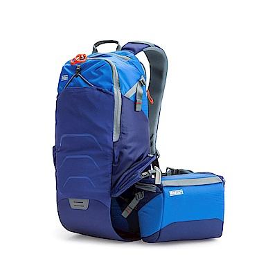 MindShiftGear 曼德士-180度休閒旅遊攝影背包 暮光藍/MS231