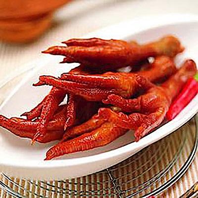 台南松稜 糖燻雞腳(200g)