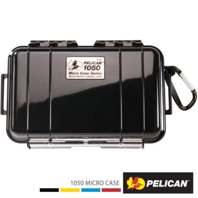 美國 PELICAN 1050 Micro Case 微型防水氣密箱-(黑)