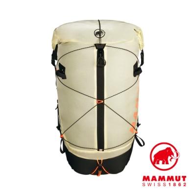【Mammut 長毛象】Ducan Spine 28-35 輕量健行後背包 暖黃 #2530-00340