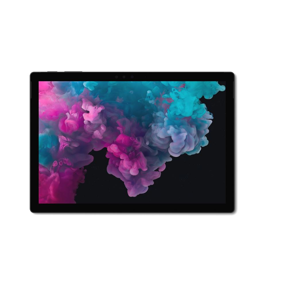 (無卡分期-12期)微軟Surface Pro 6 i7 8G 256GB 黑色平板電腦