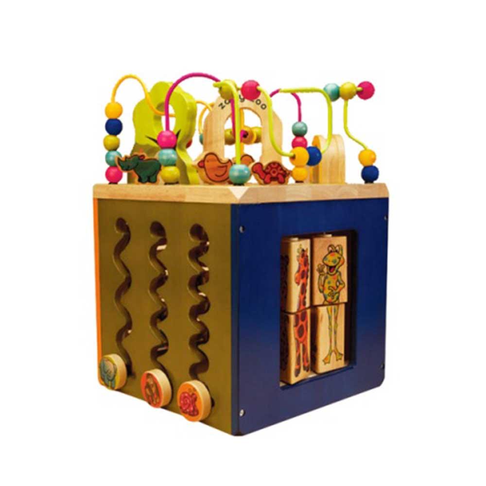 美國 B.Toys 小丑動物園(3Y+)