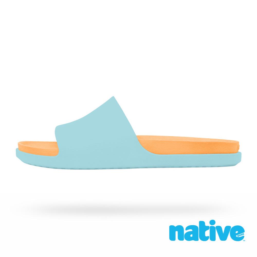 native SPENCER LX 男/女沙灘鞋-橘子蘇打