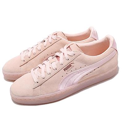 Puma 休閒鞋 Suede Classic Satin 女鞋