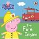 Peppa Pig:The Fire Engine 佩佩豬與消防車精裝硬頁書 product thumbnail 1