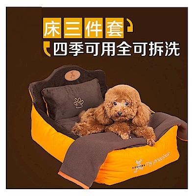 寵愛有家-橙物語小型貓狗寵物窩