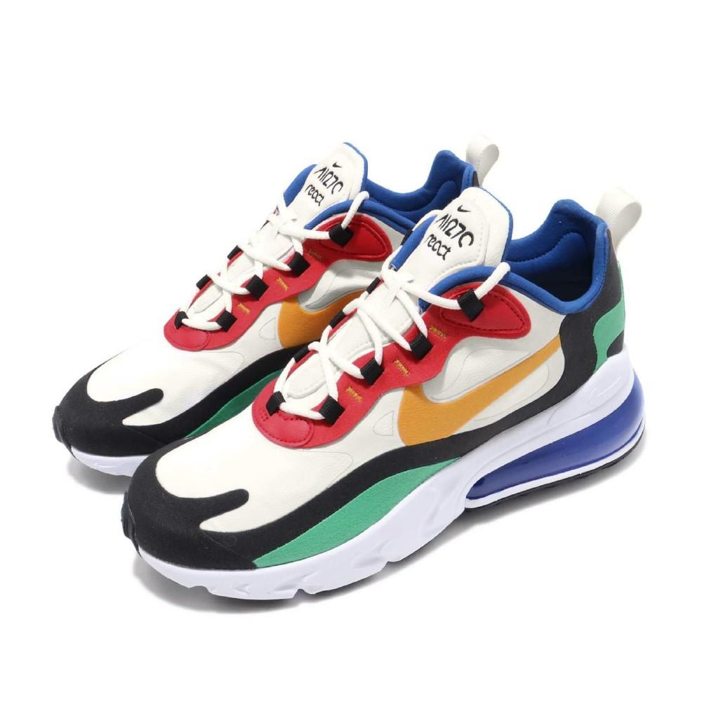 Nike Air Max 270 React 男鞋 | 休閒鞋 | Yahoo奇摩購物中心