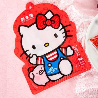 新東陽 Hello Kitty 蜜汁厚片豬肉乾(110g)