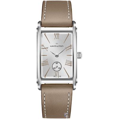 (無卡分期6期)Hamilton 美國經典喬安都會女錶(H11421514)