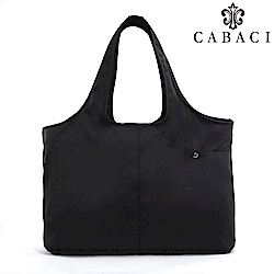 CABACI 素色大容量手提肩背包