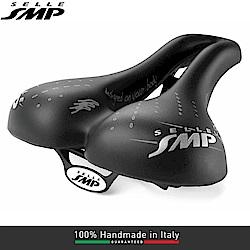 SELLE SMP義大利 E-BIKE〈中〉舒適大屁股型電動自行車/單車座墊-黑