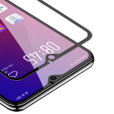 OPPO R17 軟邊 滿版 透明 9H鋼化玻璃膜 手機螢幕保護貼