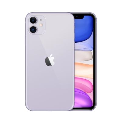 降2000福利機 iPhone 11 128G 6.1 薰衣草紫色 MWM52