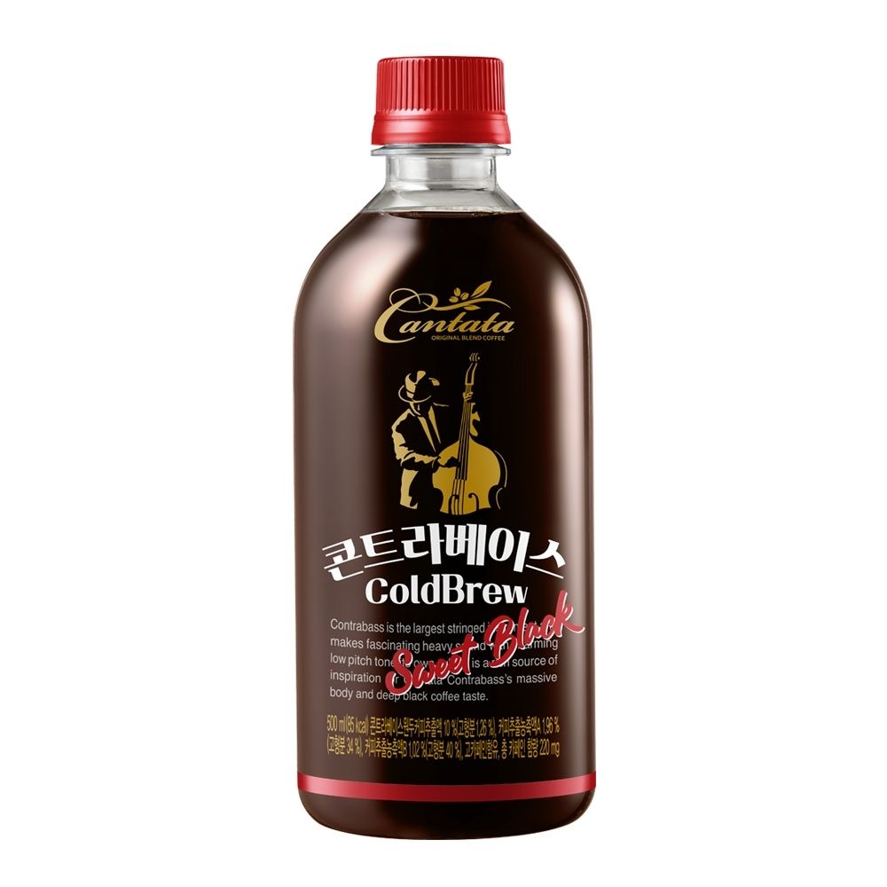 Lotte樂天 美式咖啡(500ml)