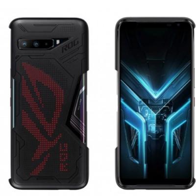ASUS 原廠ROG Phone 3 炫光智慧保護殼(適用ZS661KS)