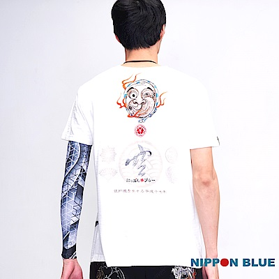 日本藍 BLUE WAY 進口金標 – 五輪空之卷火男