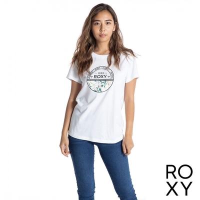 【ROXY】SUNRISE SURF T恤 白色