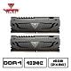 VIPER蟒龍 STEEL DDR4 4133 16GB(2x8GB)桌上型記憶體 product thumbnail 1