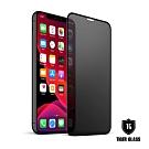 T.G iPhone 11 Pro/X/Xs 超強二合一防窺+霧面9H滿版鋼化玻璃 鋼化膜