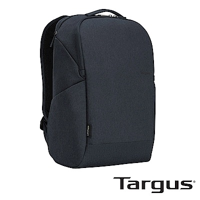 Targus Cypress EcoSmart 15.6 吋薄型環保後背包 - 海軍藍