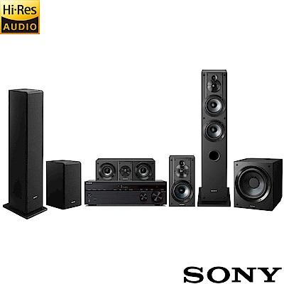 SONY 5.1聲道劇院組 (DH790+SS-CS系列喇叭+重低音CS9)