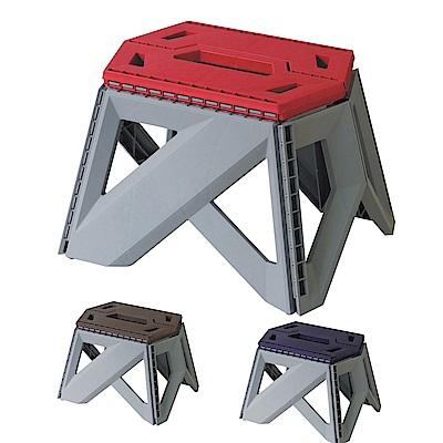 酷酷金鋼摺合椅23CM(六入)