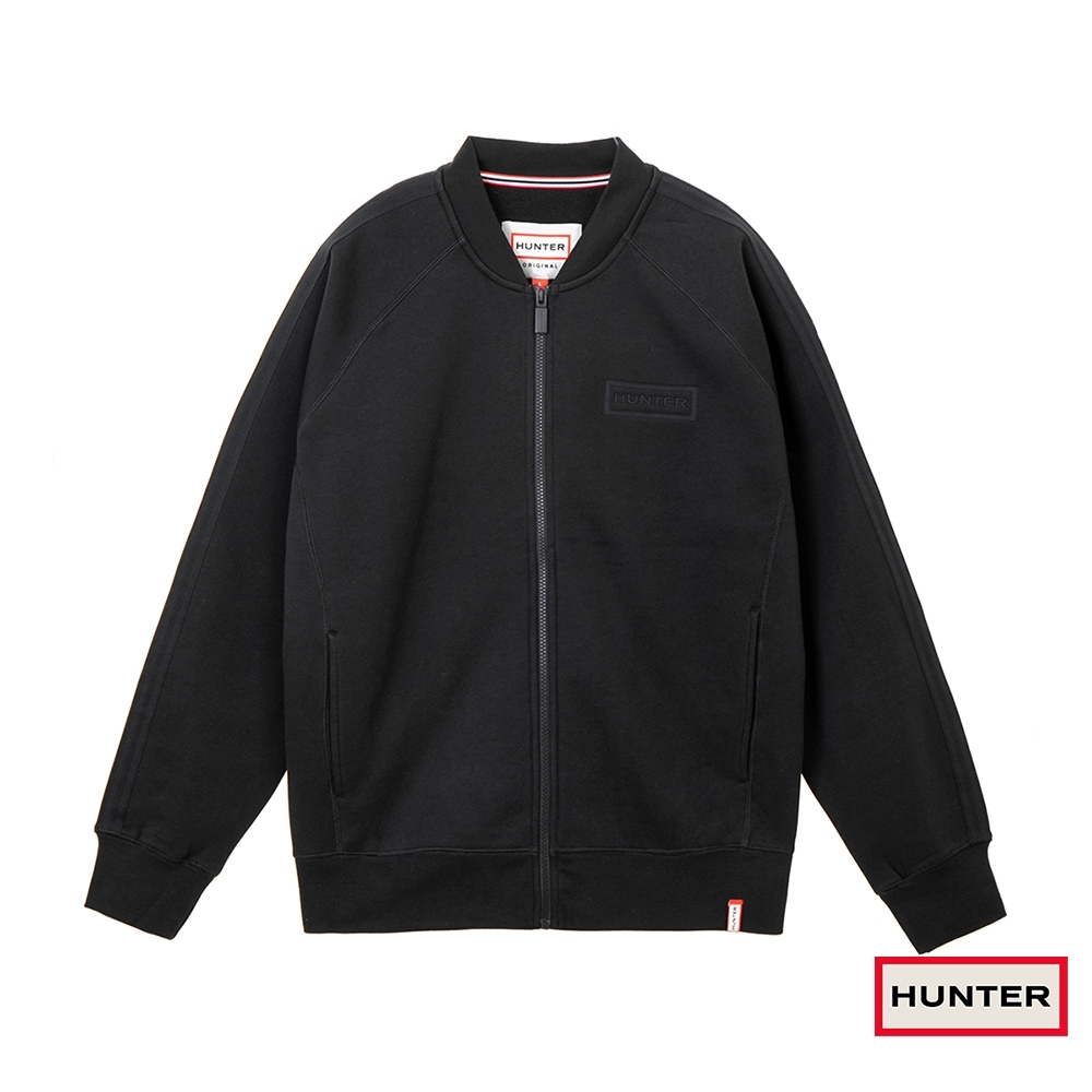HUNTER - 男裝 - 運動夾克 - 黑