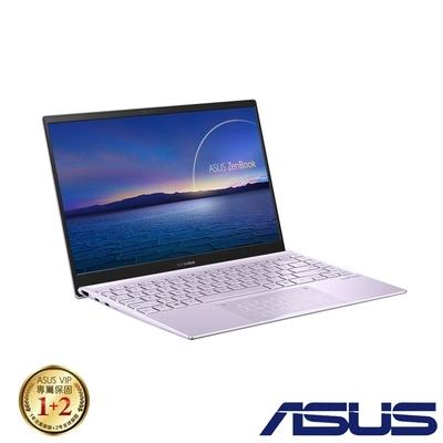 (含微軟365組合)ASUS UM425UA 14吋筆電 (R5-5500U/16G/512G SSD/ZenBook 14/星河紫)