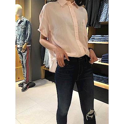 Levis 女款 721 高腰緊身窄管 彈性牛仔褲 Cool Jeans