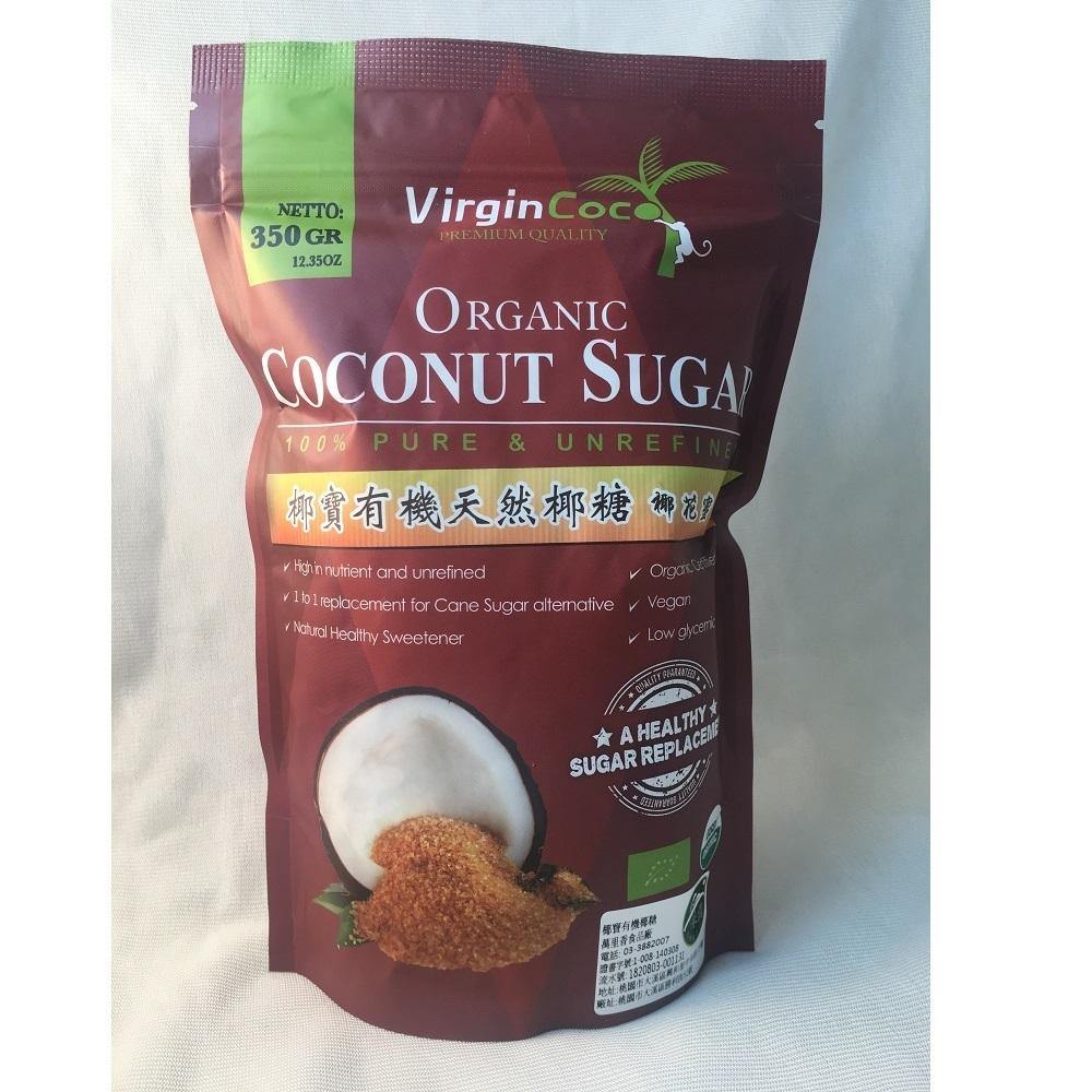 椰寶 有機天然椰糖(350g/包)