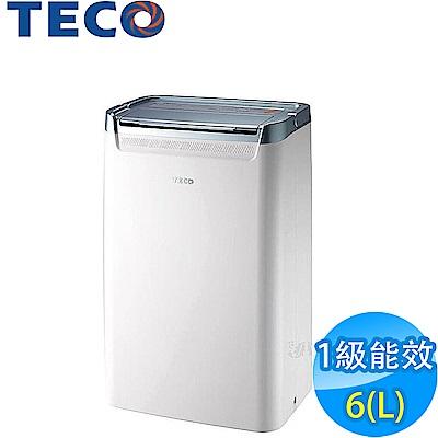 TECO東元 6L 1級清淨除濕機 MD1219RW