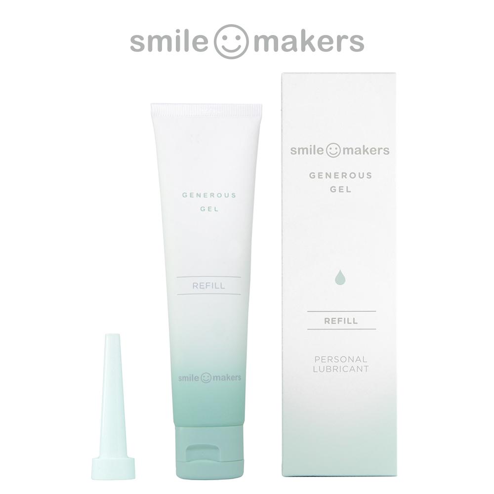 Smile Makers -情趣水性潤滑液 -(旅行補充裝)濃稠潤滑凝露型