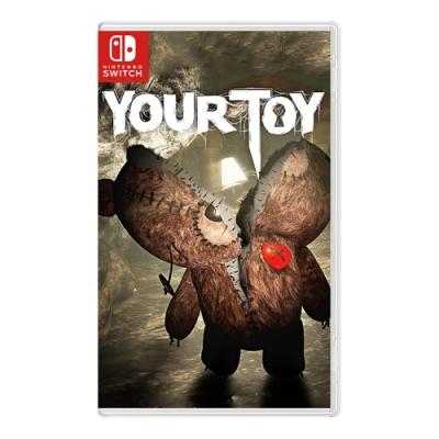 (預購) NS 你的玩具 - 中英文版