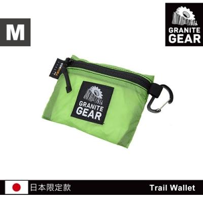 【日本限定款】Granite Gear 1000102 Trail Wallet 輕量零錢包(M) / 茉莉綠