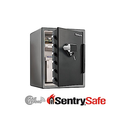 Sentry Safe 電子觸控鎖防火防水金庫(大) SFW205UPC