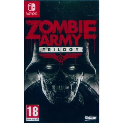 殭屍部隊三部曲 Zombie Army Trilogy - NS Switch 中英日文歐版