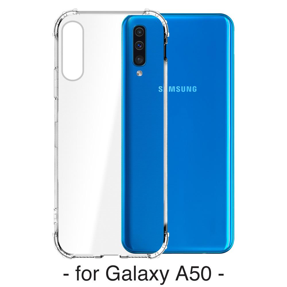 【YADI】三星 Samsung Galaxy A50手機保護殼/空壓殼/軍規認證