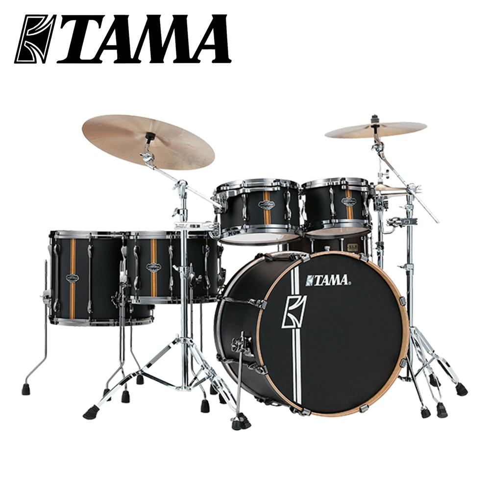 [無卡分期-12期] TAMA Hyper Drive Duo Drum 爵士鼓組 FBV