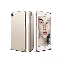 elago iPhone 8/7 經典超薄手機保護殼 - 金色