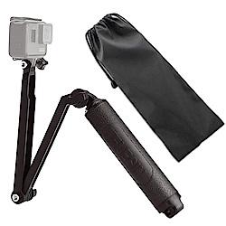 TELESIN gopro 手機相機 (二代浮力版) 三折自拍棒/漂浮棒 含防水收納袋