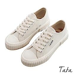 帆布餅乾鞋 共三色 TATA