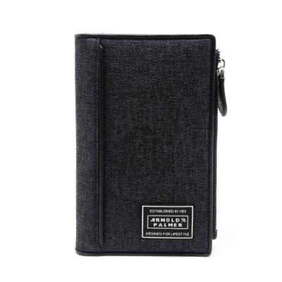 Arnold Palmer- 護照夾  ENERGY活力系列 -灰色